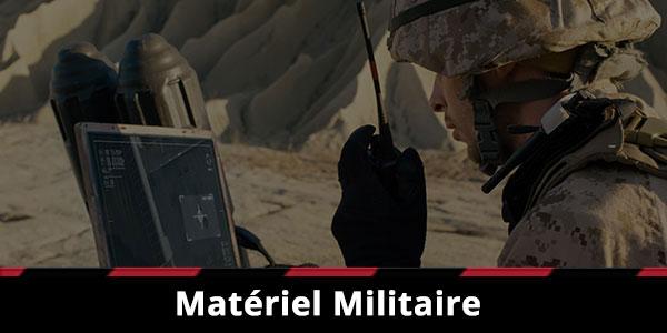 Matériel Militaire